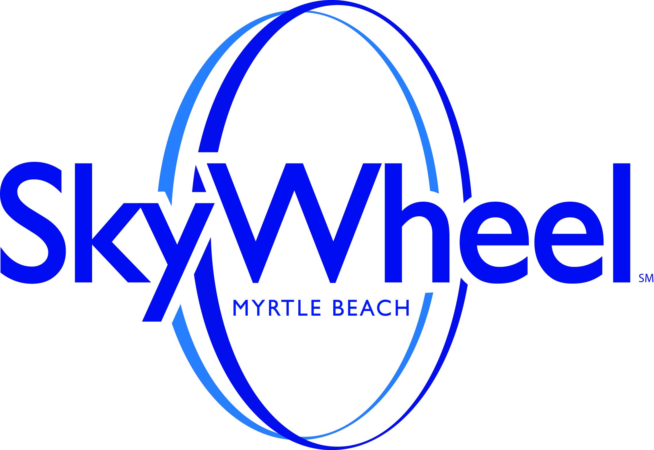 Logo for SkyWheel Myrtle Beach