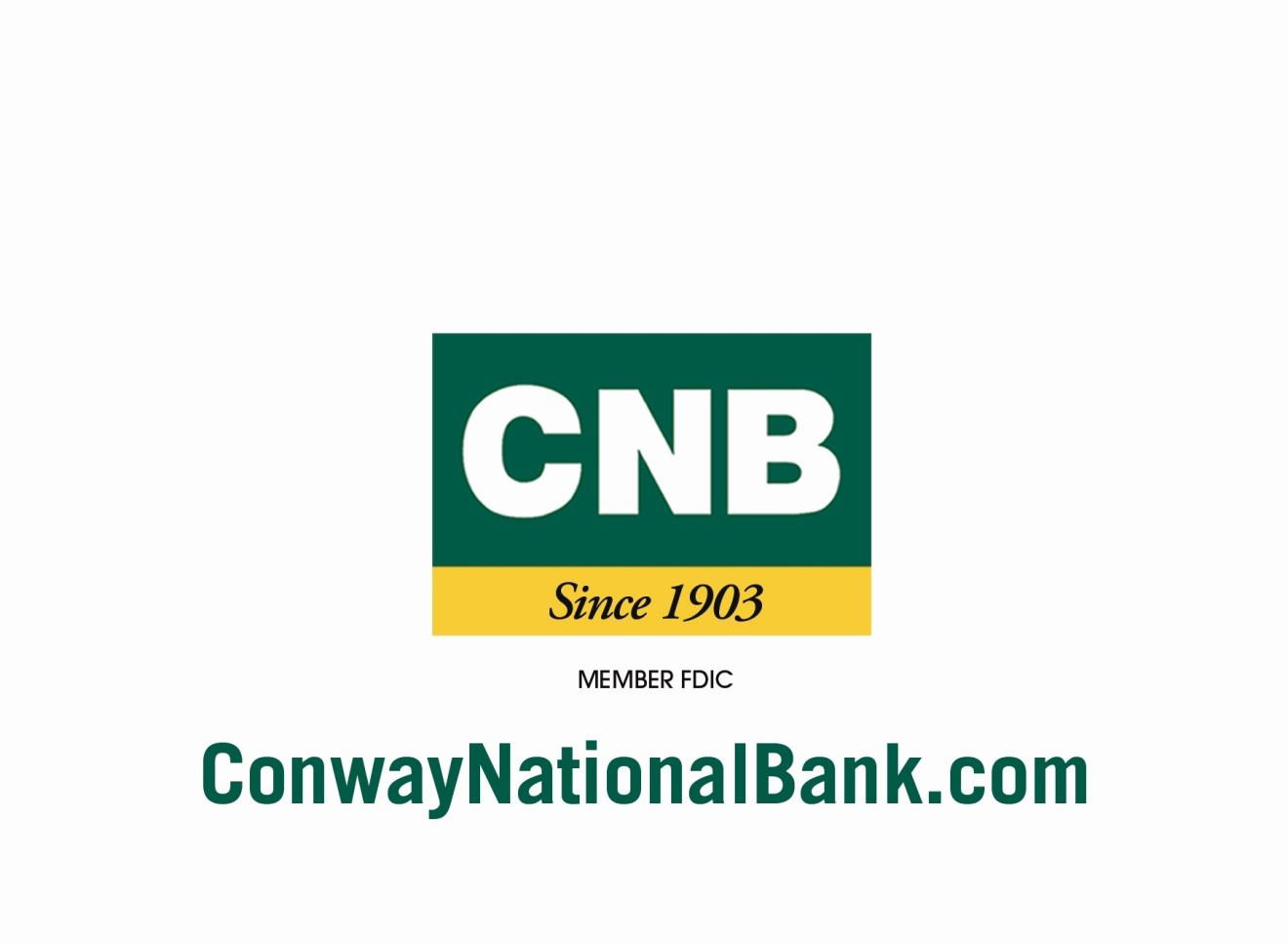 Logo for Conway National Bank