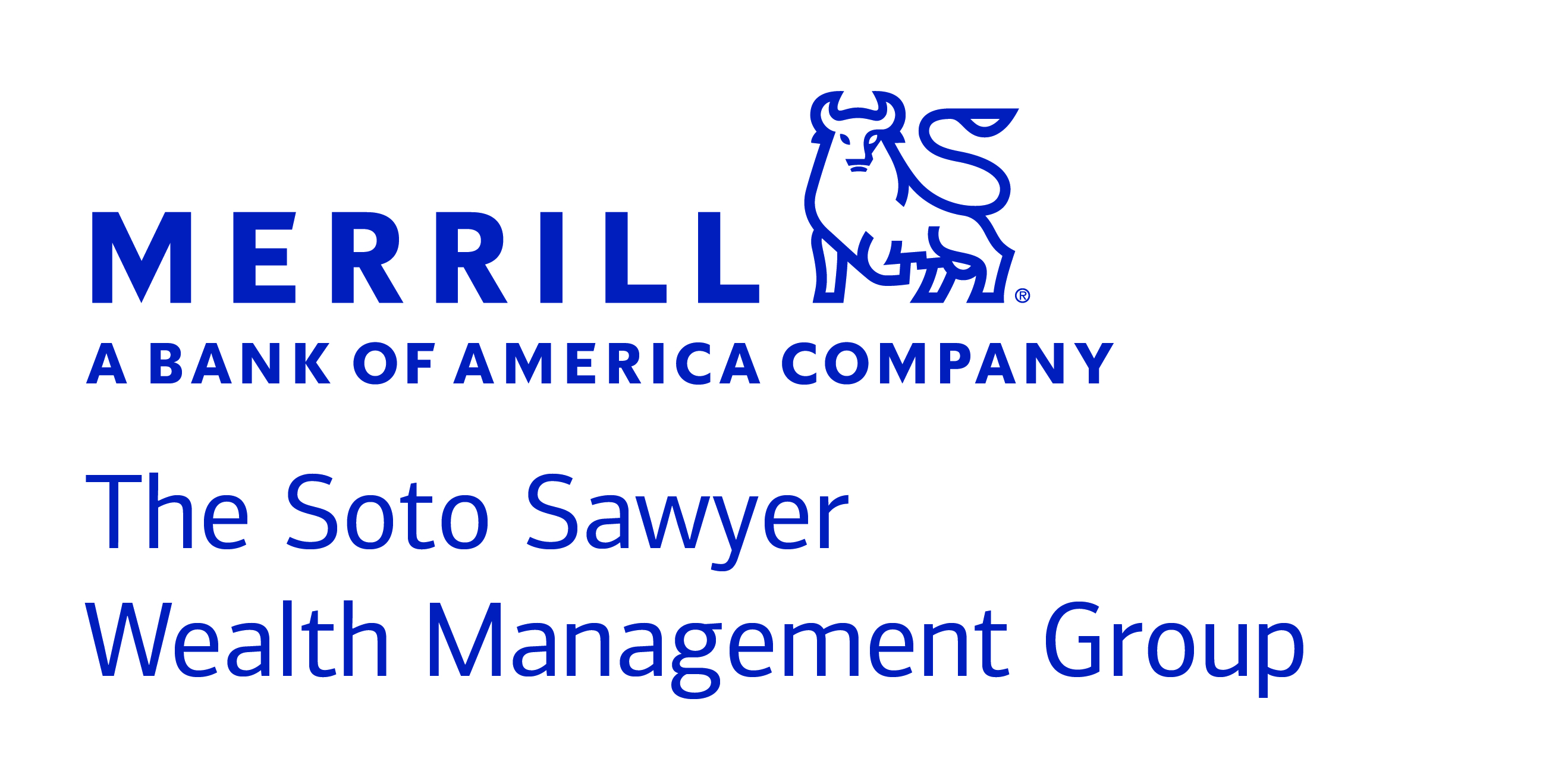 Merrill Lynch Soto Sawyer Wealth Management Group Logo