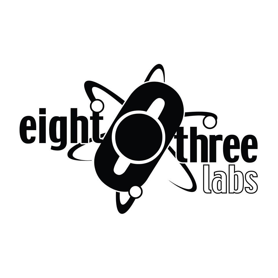 803 labs logo
